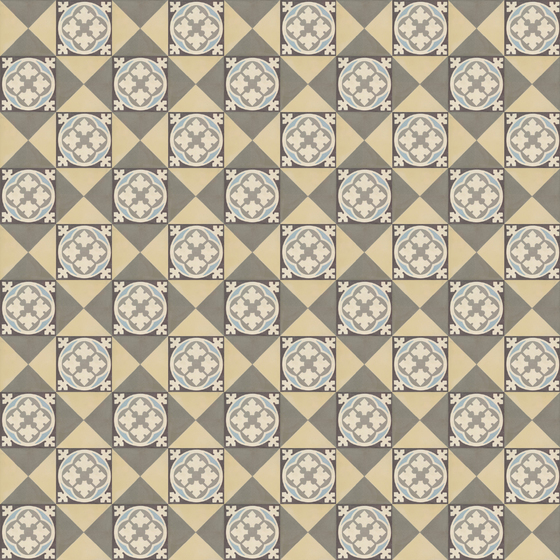 Cement tile de VIA