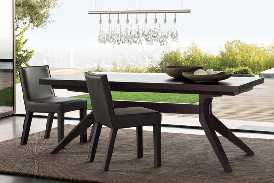 Cross Extending Table By Case Furniture Cross Extending
