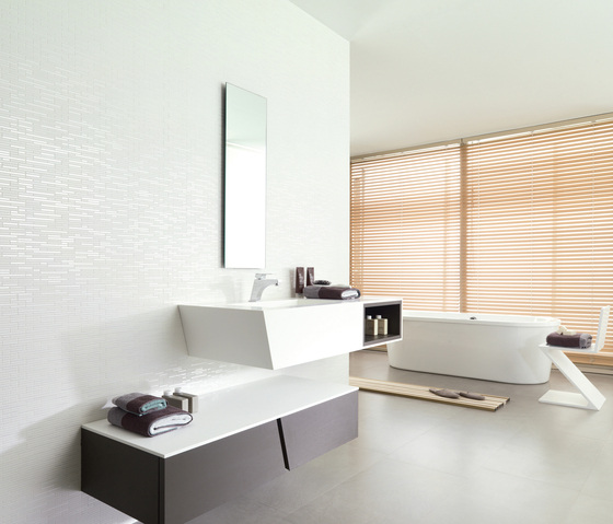 Manhattan Blanco by Porcelanosa