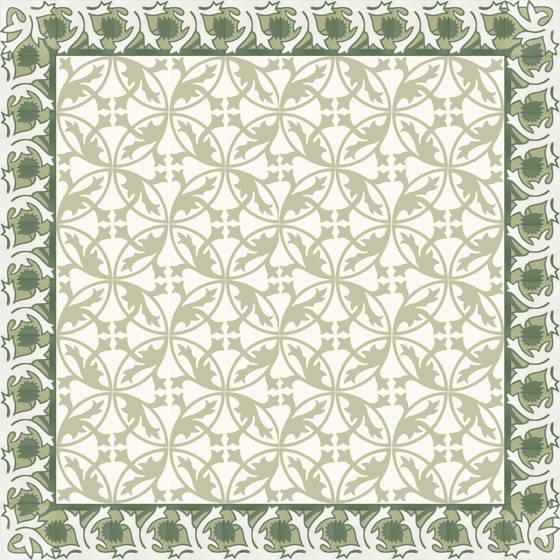 Cement tile di VIA