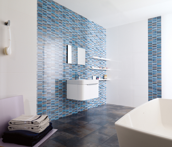 Midi Azul by Porcelanosa
