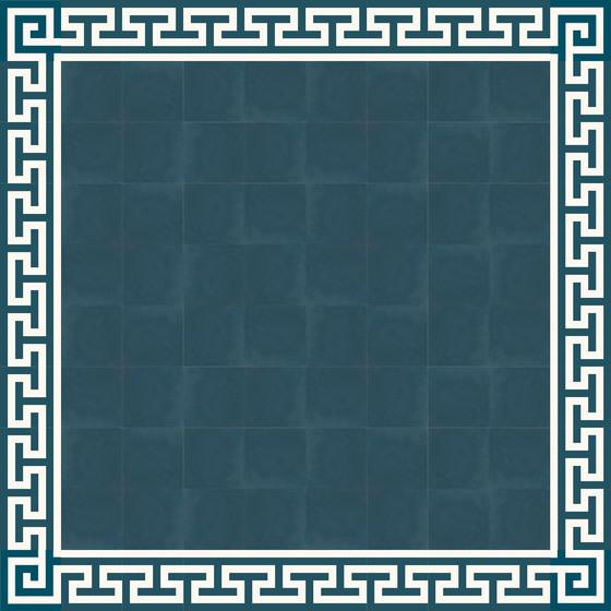 Cement tile di VIA