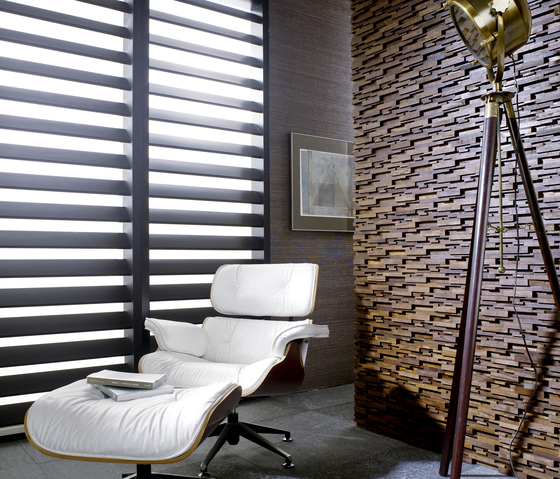 Noohn Stone Mosaics Brick Wood by Porcelanosa