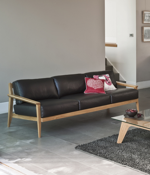 Stanley Leather Sofa Bangalore: Stanley Range* By Case Furniture