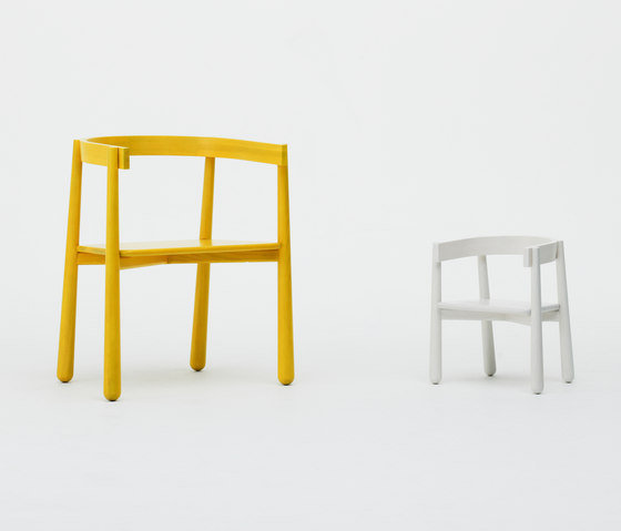 Homerun | Kids chair by Karimoku New Standard