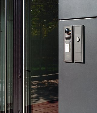 Siedle Vario audio intercom unit di Siedle