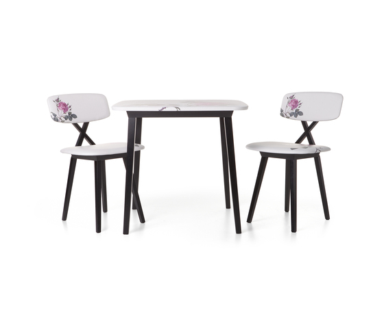 5 o'clock Table von moooi