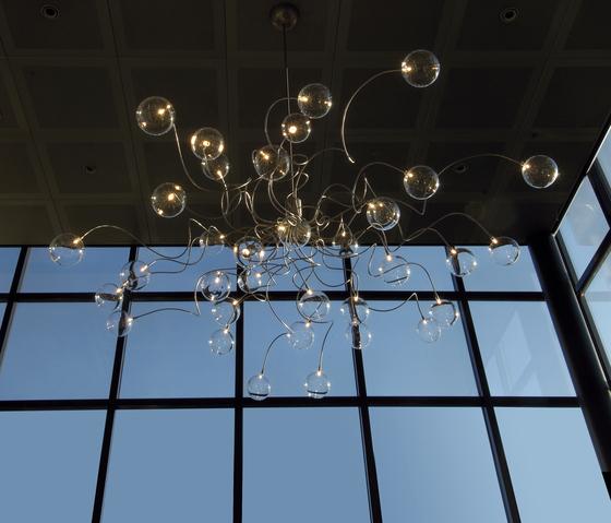 Big Bubbles floor lamp 15 by HARCO LOOR