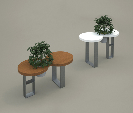 Orbis Benches by Solisombra