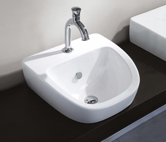 Spa Btw wc pan + bidet by Kerasan