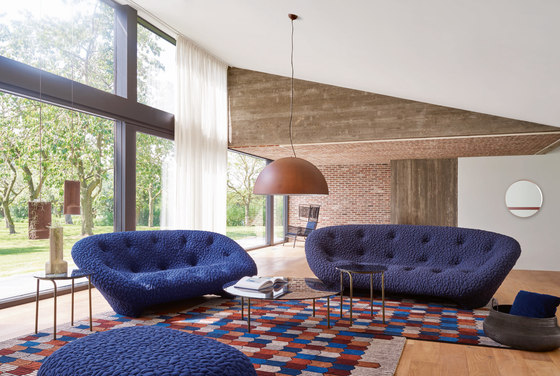 Ploum | Gran Sofa 2 Plazas Respaldo Alto de Ligne Roset