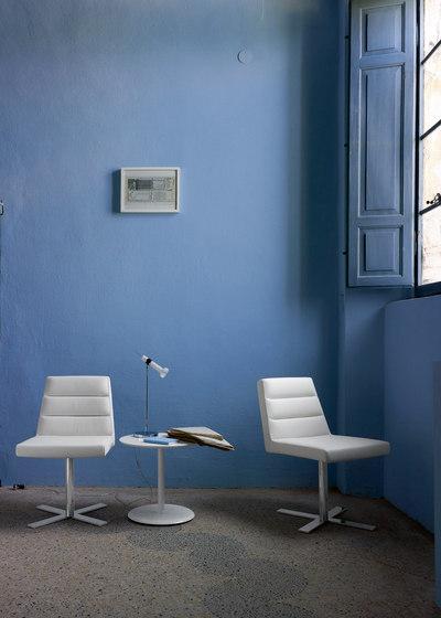 Guggen | Chair Swivelling Feet by Ligne Roset