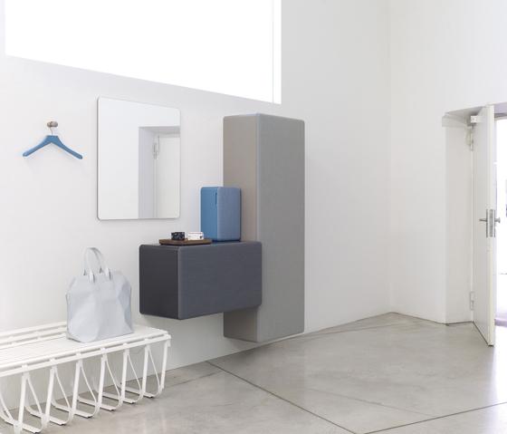 DICE Garderobenprogramm von Schönbuch