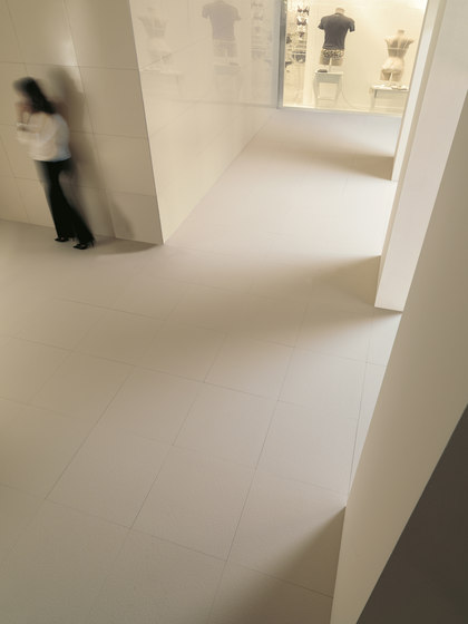 Architech Bone bocciardato de Floor Gres by Florim