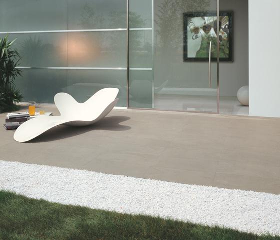 Globe/1.0 Bone by Floor Gres by Florim