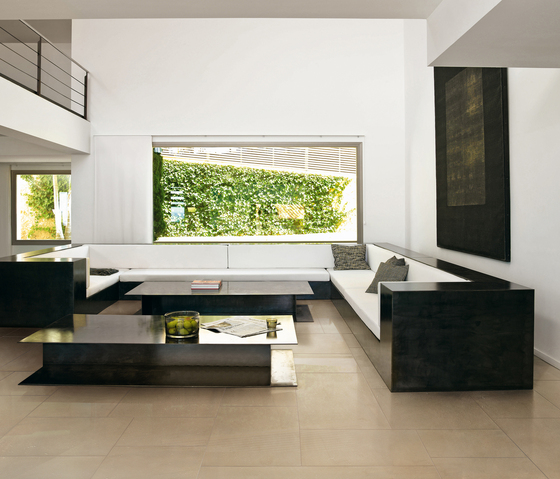 Natural/1.0 Fossil naturale by Floor Gres by Florim