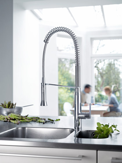 Grohe K7 By Grohe K7 Single Lever Sink Mixer 1 2 Quot K7