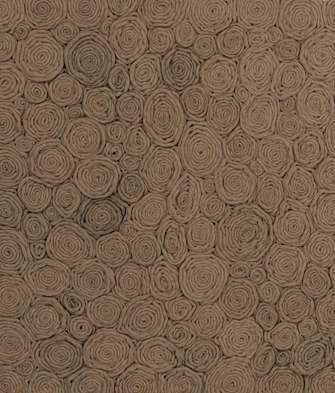 Testa Bauma brown by Nanimarquina