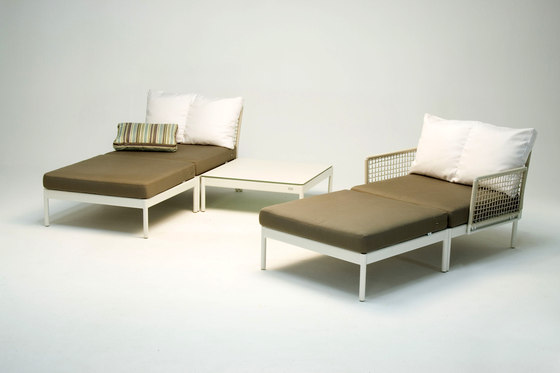 Lodge 3-seater by Fischer Möbel