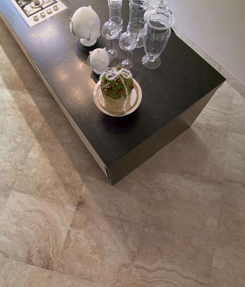 Bernini Avorio Floor tile by Refin
