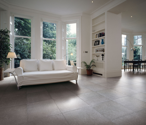 Bluetech Concept Floor tile by Refin