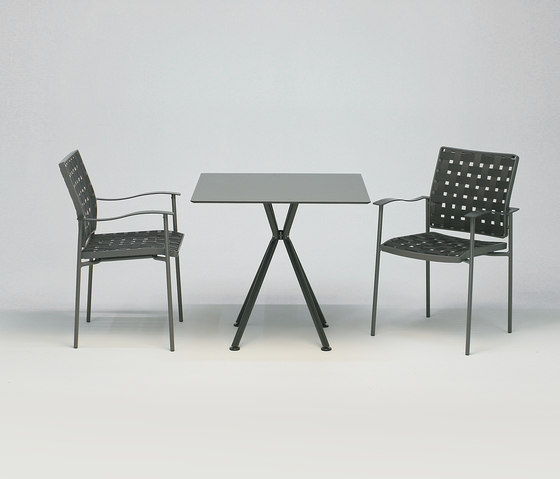 Nizza bistro table by Fischer Möbel
