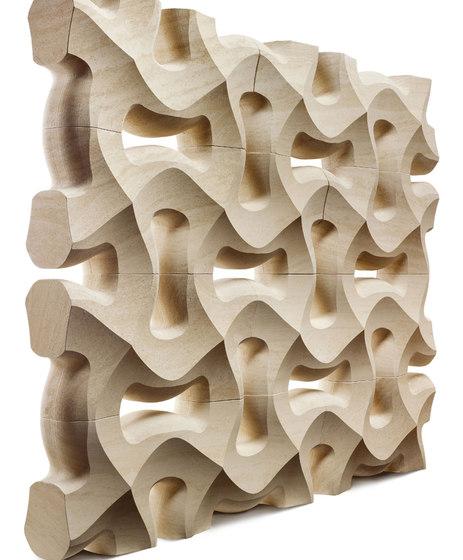 Muri Di Pietra | Traccia by Lithos Design