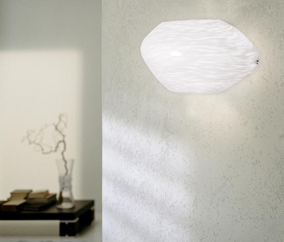 Argo - wall lamp by A.V. Mazzega