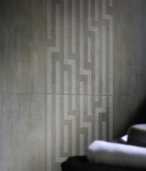 Artech Skin Greca Bianco Tile by Refin