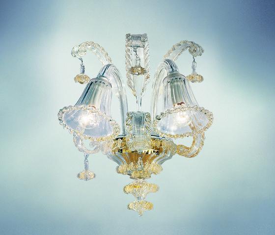 Ca' Loredan - wall lamp by A.V. Mazzega