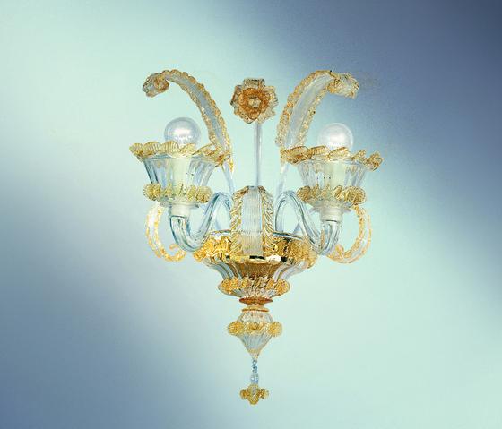 Ca' Vendramin - wall lamp by A.V. Mazzega