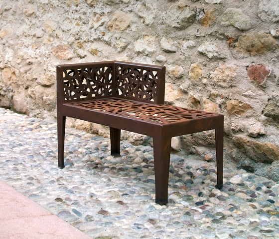 Corten Style by Metalco