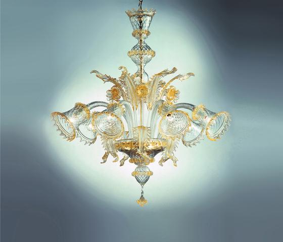 Ca' Venier - chandelier by A.V. Mazzega
