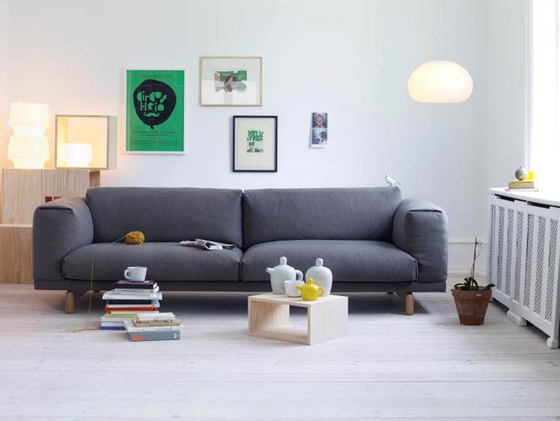 Rest | pouf by Muuto