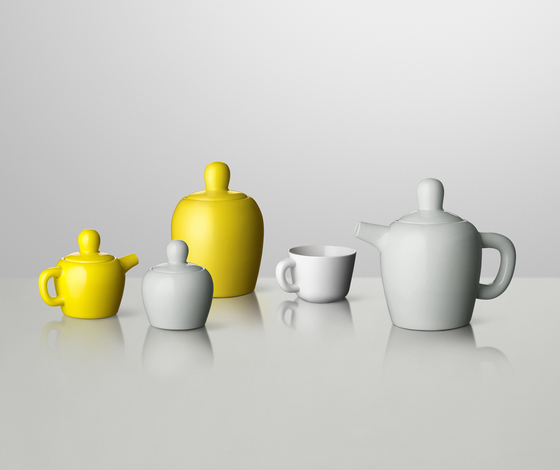 Bulky Tea Pot de Muuto