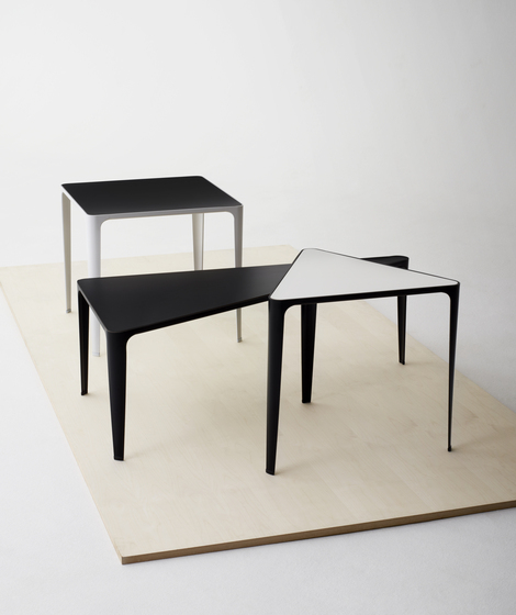 Lime table de Swedese