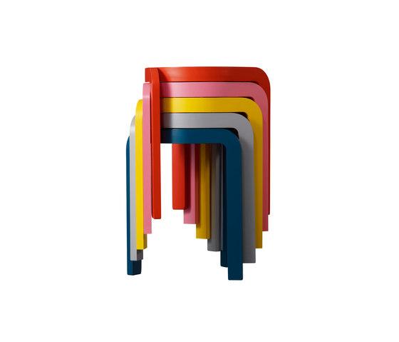 Spin de Swedese stackable stool bar stool Produit