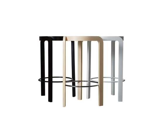 Spin bar stool by Swedese