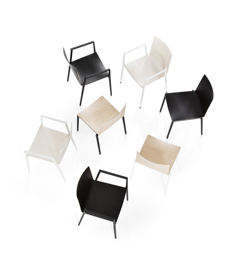 Archal Armchair 4-feet by Lammhults