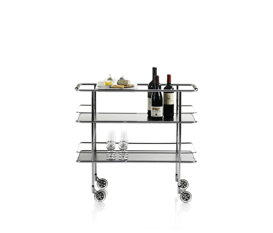 CARGO GASTRO Tea trolleys Bar trolleys from Lammhults Architonic