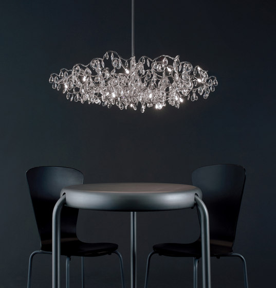 Tiara ceiling light 15-transparent by HARCO LOOR