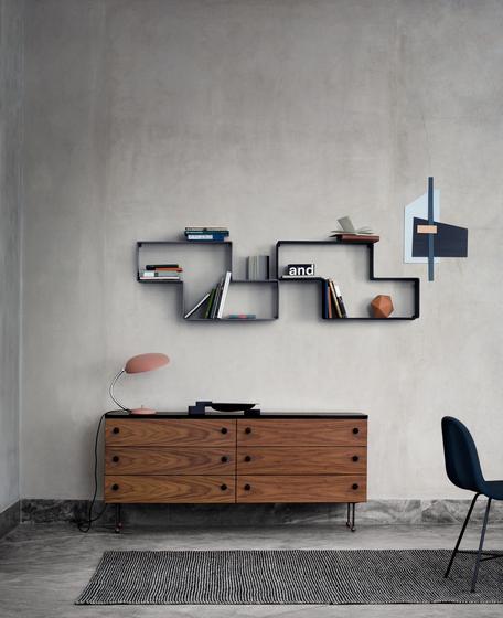 Dedal Bookshelf by GUBI