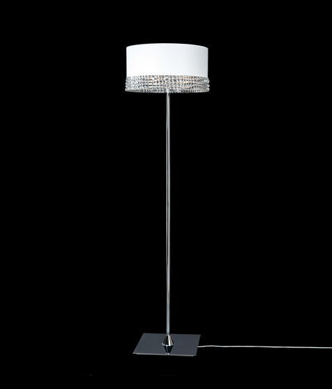 Cocco - floor lamp by A.V. Mazzega