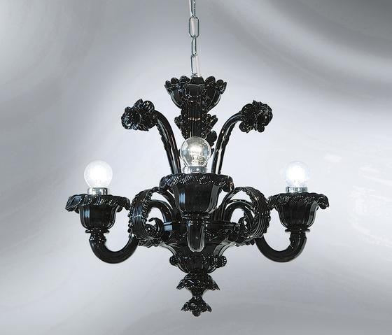 Dolfin - chandelier - 12 lights by A.V. Mazzega