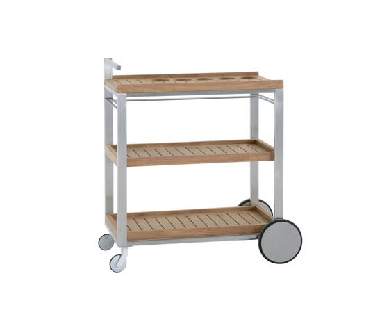 outdoor accessories von kenkoon bibi serving cart vegeo. Black Bedroom Furniture Sets. Home Design Ideas