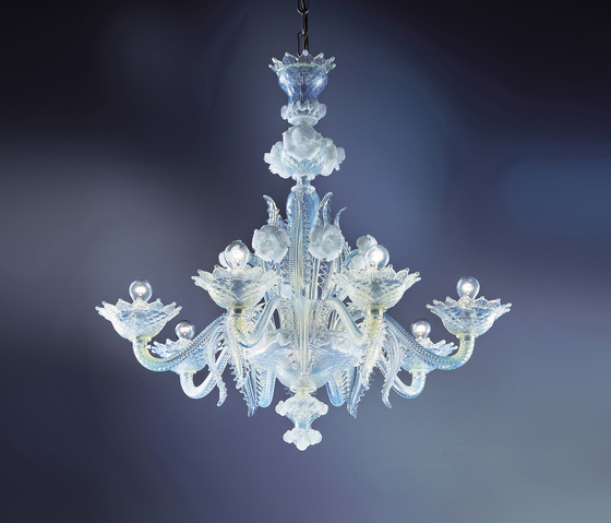 Foscari - chandelier - 18 lights by A.V. Mazzega