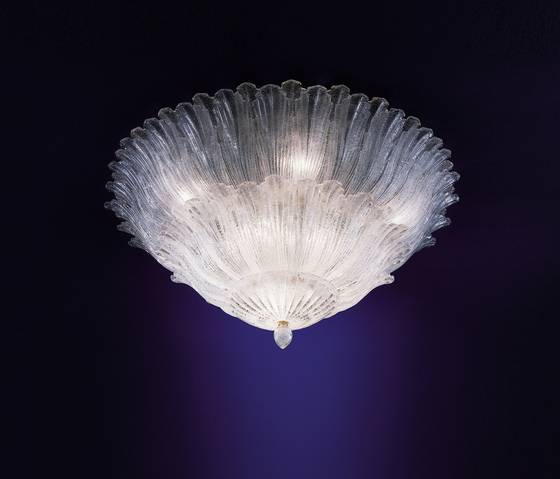 Impero 7050/I - ceiling lamp by A.V. Mazzega