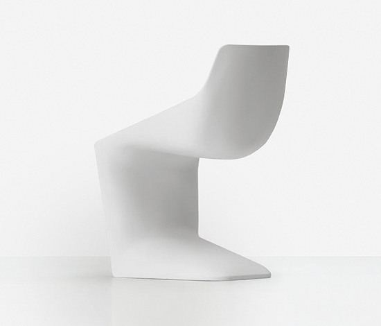 Pulp chair by Kristalia