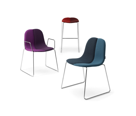 Duo Chair by OFFECCT