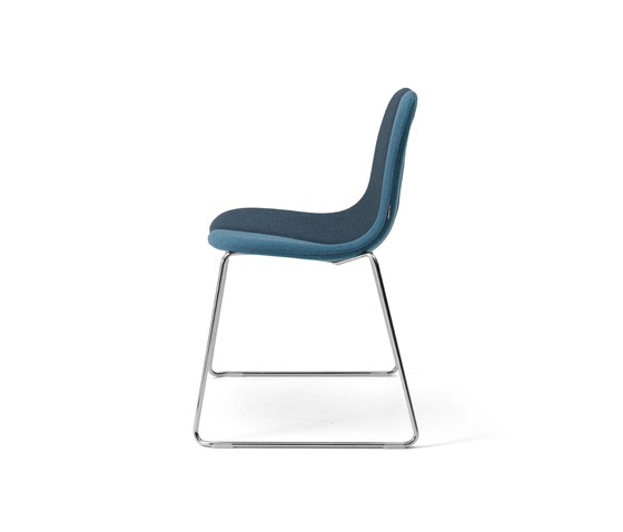 Duo Stackable armchair by OFFECCT